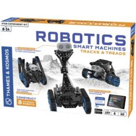 Thames & Kosmos Smart Machines - Tracks & Treads