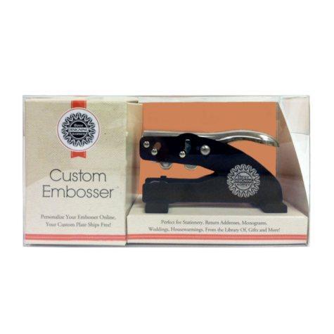 Three Designing Women Custom Design Embosser Gift Set