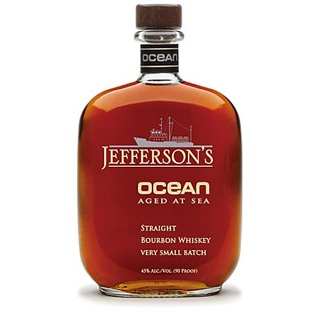 Jefferson's Ocean Bourbon Whiskey (750 ml)