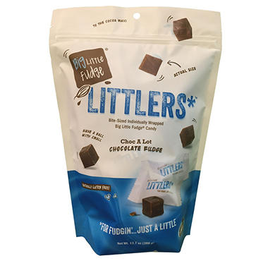 Littler's Mini Fudge Bites (13.7 oz.)