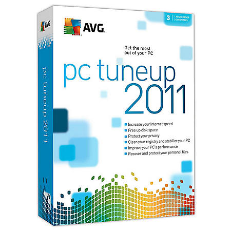 AVG IS 2011 + TUNEUP SYSTEM UTILITY SW