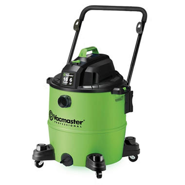 Vacmaster Professional Wet and Dry Vacuum - 16 Gal.