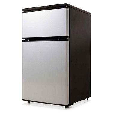 Bon Double Door Compact Refrigerator