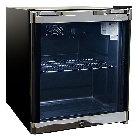Glass Door 1.8-cu. ft. Refrigerated Beverage Center
