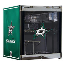NHL Glass Door 1.8-cu. ft. Wine Cooler (Choose Your Team)