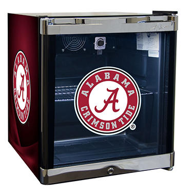NCAA Glass Door 1.8-cu. ft. Refrigerated Beverage Center (Choose Your Team)