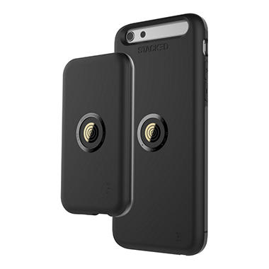 360° Stacked Speed Case Bundle for iPhone 6/6s (Black/Black)