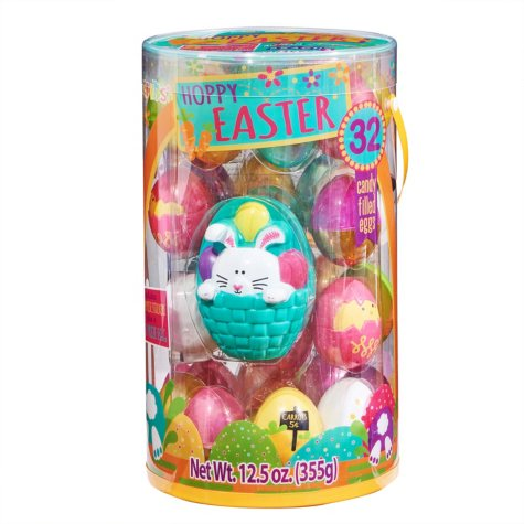 Hoppy Easter Candy Filled Eggs (12.5 oz., 32 ct.)