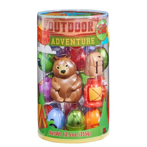 Outdoor Adventure Candy Filled Easter Eggs (12.5 oz., 32 ct.)