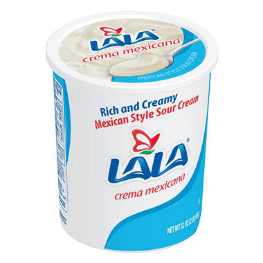 LALA Sour Cream (32 oz.)