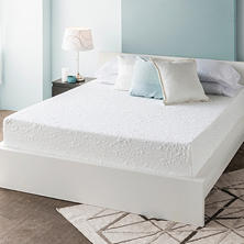 "HoMedics 10"" Thera-P+ Gel Memory Foam Mattress"