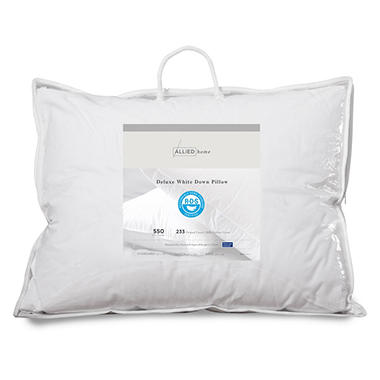 HomeLuxe Responsible Down Pillow