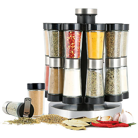 Orii Gourmet 2-in-1 Flip-Side Spice Rack