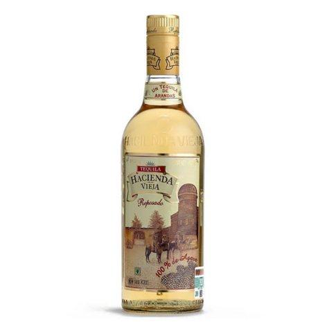 Hacienda Vieja Reposado Tequila (1 L)