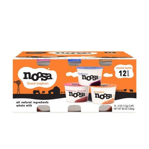 Noosa Yogurt Variety Pack (12 ct.)