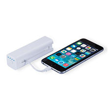 Atomi Portable Power 2600 Rechargable Lightning Battery Bank - AT710