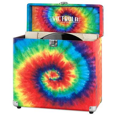 Victrola Storage Case For Vinyl Turntable Records Tie