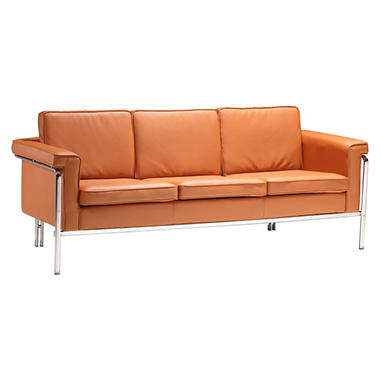 Sole Series Sofa, Terracotta