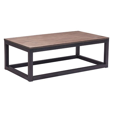 city rectangular coffee table sam 39 s club. Black Bedroom Furniture Sets. Home Design Ideas