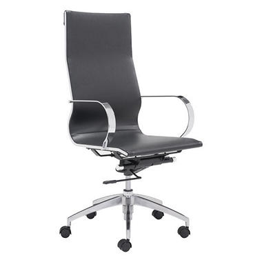 Vibe High-Back Office Chair, Black