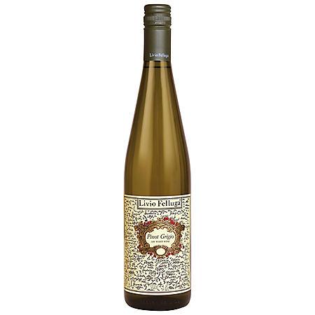 Livio Felluga Pinot Grigio (750 ml)