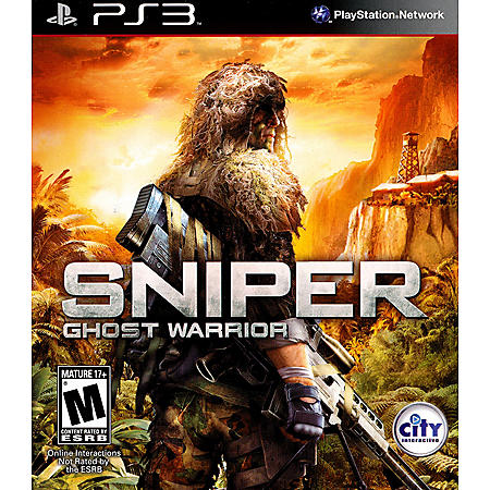 Sniper: Ghost Warrior - PS3