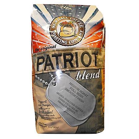 Patriot Blend Whole Bean Coffee - 2 lbs.