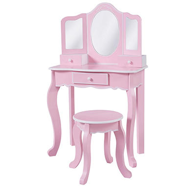 Vanity table Light Vanity Table With Stool Set Sams Club Vanity Table With Stool Set Sams Club