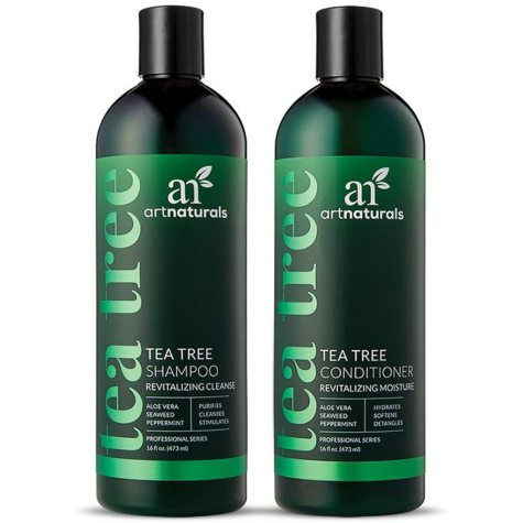 Artnaturals Tea Tree Shampoo & Conditioner Duo