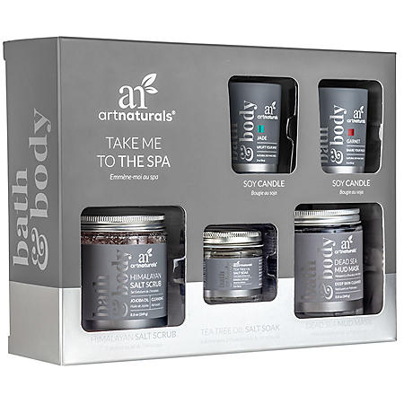 "ArtNaturals ""Take Me To The Spa"" Gift Set"