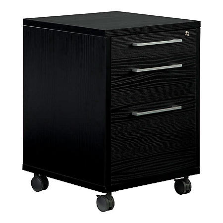 Tvilum Locking 3 Drawer Mobile File (Various Colors)