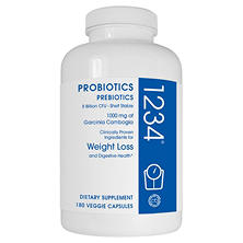Creative Bioscience Probiotic 1234 Dietary Supplement (180 ct.)