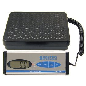 Brecknell - Bench Scale with Remote Display, 400 lbs Capacity