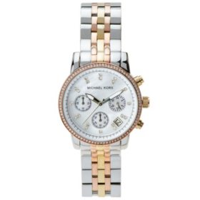 Women's Ritz Watch by Michael Kors