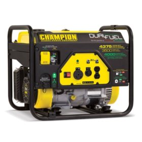 Champion Power Equipment 3500W / 4375W Dual Fuel Generator