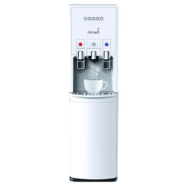 Primo hTrio Hot/Cold Water Dispenser with Integrated K-Cup Single Serve Brewing