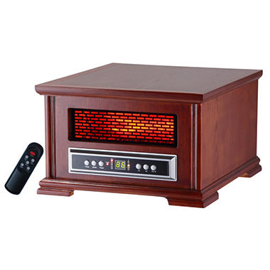 LifeSmart Low Profile Infrared Heater