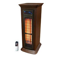 "Lifesmart 27"" Infrared Heater Tower"