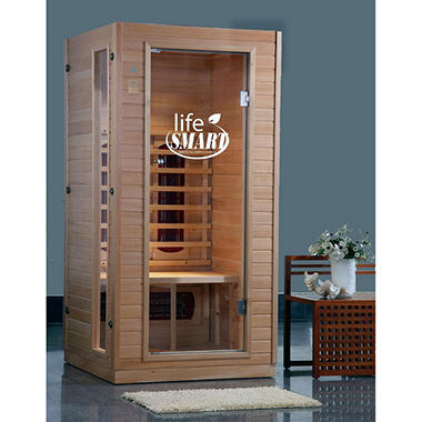 LifeSmart 1 Person Infrared Sauna