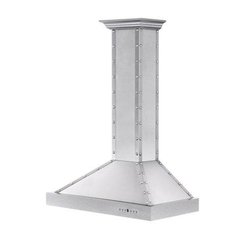 ZLINE 42-in. 760 CFM Designer Series Wall-Mount Range Hood