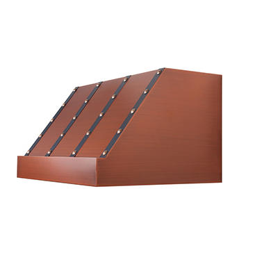 ZLINE 30 in. 1200 CFM Designer Series Under-Cabinet Range Hood