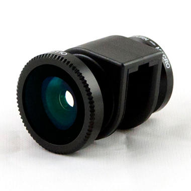 Olloclip Quick Connect Lens Solution for iPhone 4/4s - Black