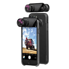 olloclip Case for iPhone 7/7+ and Core Lens Set