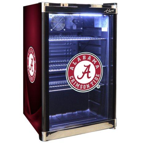 NCAA Glass Door 4.6-cu. ft. Refrigerated Beverage Center (Choose Your Team)