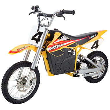 Razor Dirt Rocket MX650 Electric Motocross Bike
