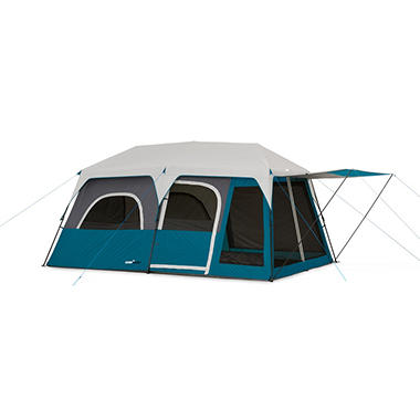 C&valley 10-Person Instant Cabin Tent  sc 1 st  Samu0027s Club & Campvalley 10-Person Instant Cabin Tent - Samu0027s Club