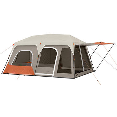 Member\'s Mark 10-Person Instant Cabin Tent
