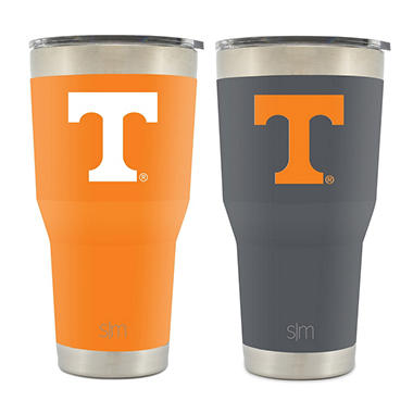 30OZ 2 PACK TUMBLER TENNESSEE VOLUNTEERS
