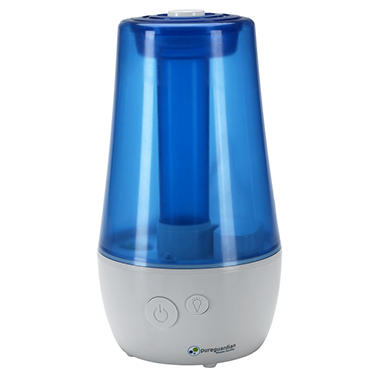 PureGuardian H965 70-Hour Ultrasonic Cool Mist Humidifier, Tabletop (1 gallon)