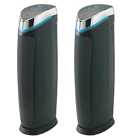 Digital 3-in-1 Air Cleaning System UV-C (2-pack)